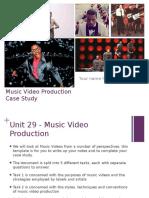 Music Video Case Study 1