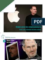 Steve Jobs - Lecciones