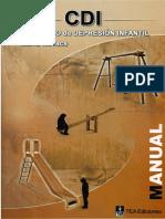 CDI. Inventario de Depresión Infantil (Kovacs)