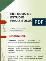 ESTUDIO PARASITOLOGICO.pptx