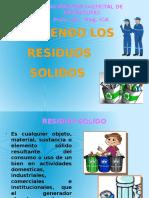 Capacitacion de Los Residuos Solidos (1)