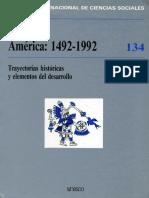 Wallerstein y Quijano - La americanidad como concepto, o América en el moderno sistema mundial