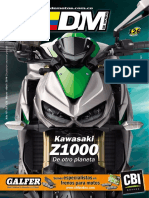 Kawasaki Z1000 Ed126