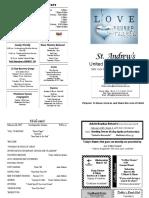 St Andrews Bulletin 0226