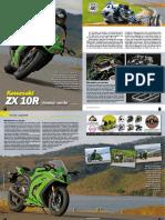 Kawasaki ZX10R Ed 109