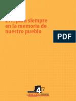 El 27-f Para Siempre En La Memoria De Nuestro Pueblo - Defensoría Del Pueblo - Ed. Digital El Perro y La Rana 2016 - Venezuela