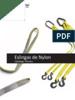 Eslingas en Nylon