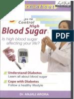 5 Steps to Control Blood Sugar