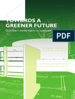 DLA Piper_Green Building Initiative_Towards a Greener Future_survey Repo