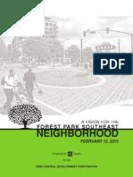 Forest Park Southeast Neighborhood Vision - 2015 (Park Central Development)