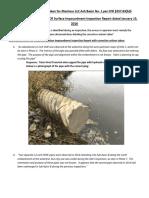 2016 Corrective Measures Taken for Montour Ash Basin No. 1