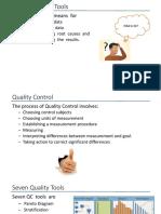 Basic QC Tools