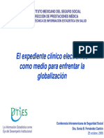 Expediente Electronico Imss Src