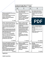 7 info rubric