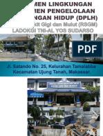 1. Seminar Dplh Rsgm Ladokgi Tni-Al Yos Sudarso