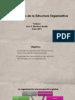 2C. Determinante de La Estructura Organizativa