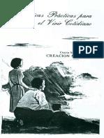Tecnicas practicas para el vivir cotidiano (Creacion Mental).pdf