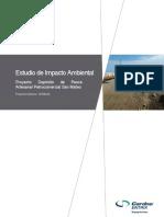 Proyecto Depósito de Pesca Artesanal Petrocomercial San Mateo