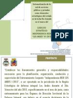 Taller y Seminario de Adiestramiento e2809cindependencia Redi Los Andes i 2015e2809d