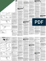 Prirucnik Sa Instrukcijama-DREMEL