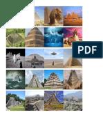 20 piramides