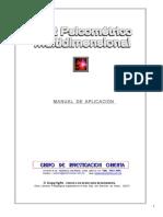 Manual de Aplicacion Test Multidimensional Normales