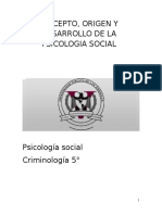 Investigacion Psicologia Social