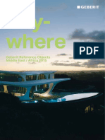 Anywhere Geberit Reference Objects Middle East Africa 2015
