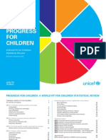 Progress for Children (No. 6) - A World Fit for Children
