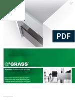 Grass Produktkatalog Vionaro Schubkasten-system