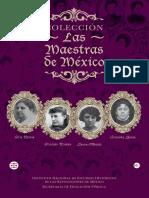 Las Maestras de México interactivo
