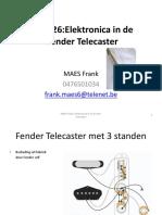 Tele Wiring