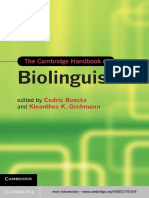 The Cambridge Handbook of Biolinguistics.pdf