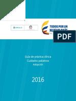 Cuidados Paliativos - Guia de Practica Clinica 2016