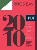 EAV Cadernos2010 Tela