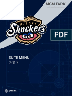 Advanced Suite Menu