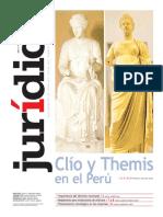 CLÍO Y THEMIS EN EL PERÚ