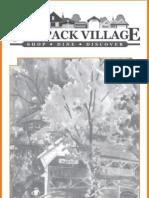 2019 Skippack Village Tourism Information & Walking Guide