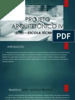 Partido Arquitetônico 13