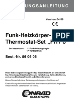 Funk Heizkoerper Thermostat Fht8 Set