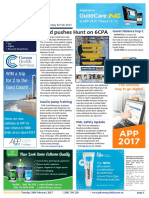 Pharmacy Daily for Tue 28 Feb 2017 - Guild pushes Hunt on risk share, advanced practice recognition, safety update, insulin pump training