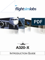 A320-X Introduction Guide