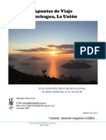 Apuntes de Viaje, Conchagua , La Union