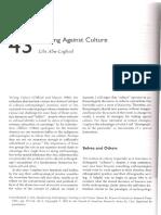 Abu-Lughod, Lila - writing against culture.pdf