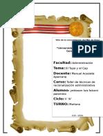 Documentos Administrativos Lenguaje y Comunicacion