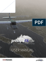 XPrecipitFX Manual
