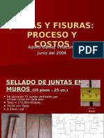 Expo Catol Juntas y Fisuras