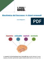 Biochimica Del Successo 4 Chiavi Ormonali