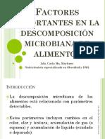 II.3 Fact Impo en Desc Micro de Alimentos