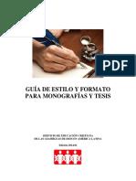 GuíaDeEstiloYFormatoParaMonografíasYTesis-2014-01